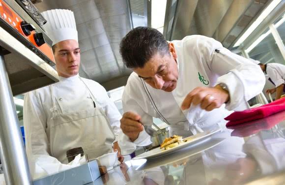 Restaurant Régis et Jacques Marcon, 3* Michelin - Saint-Bonnet-le-Froid (43)