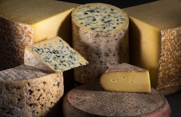 Fromages d'Auvergne AOP