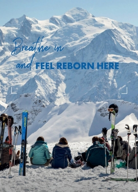 Photo de couverture du dossier de presse Montagne 2019