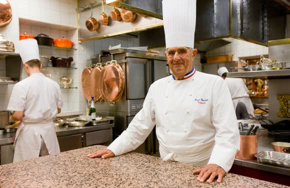 Photo de Paul Bocuse