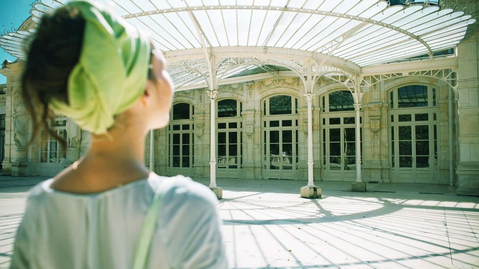 Photo de l'opéra de Vichy
