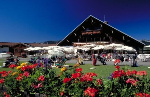 Golf du Mont d'Arbois à Megève - Mont Blanc (74)