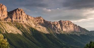PNR Vercors (38) - les falaises autour de Gresse-en-Vercors (38)