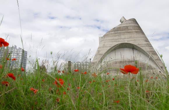 Site Le Corbusier, Firminy - Saint-Etienne Métropole (42)