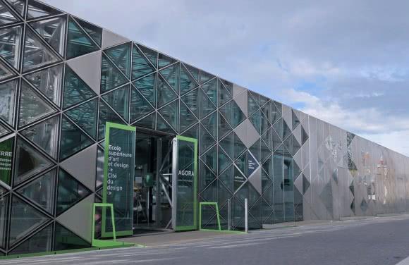 Saint-Etienne (42) - Cité du design