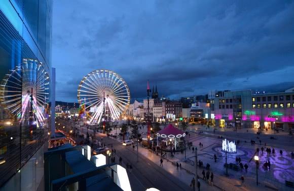 Clermont-Ferrand à Noël