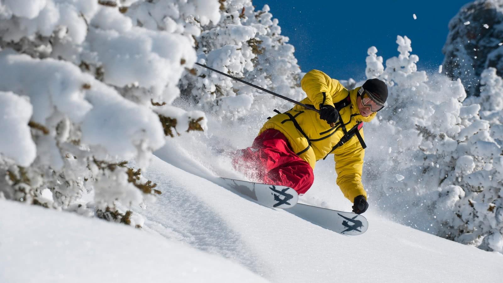 Ski hors piste aux Arcs - Tarentaise Vanoise (73)