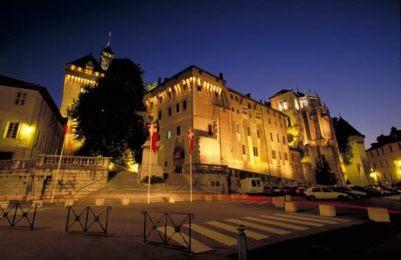 Chambéry (73) - le Palais des Ducs de Savoie