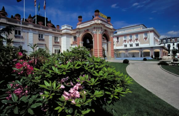 Aix-les-Bains (73) - Casino Grand Cercle