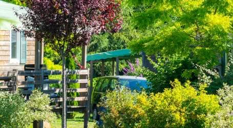 Camping Sunêlia-La Ribeyre, Murol (63) - Hébergement Nattitude