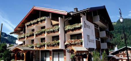 Hôtel Macchi - Châtel