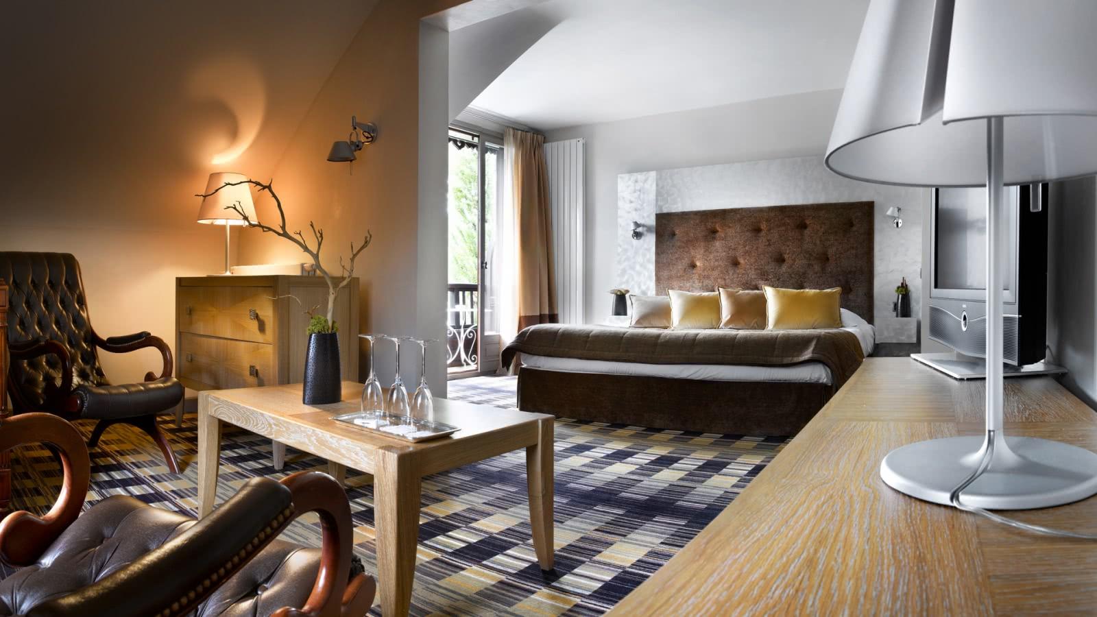 Ambiance détente : hôtel de charme pour instants privilégiés