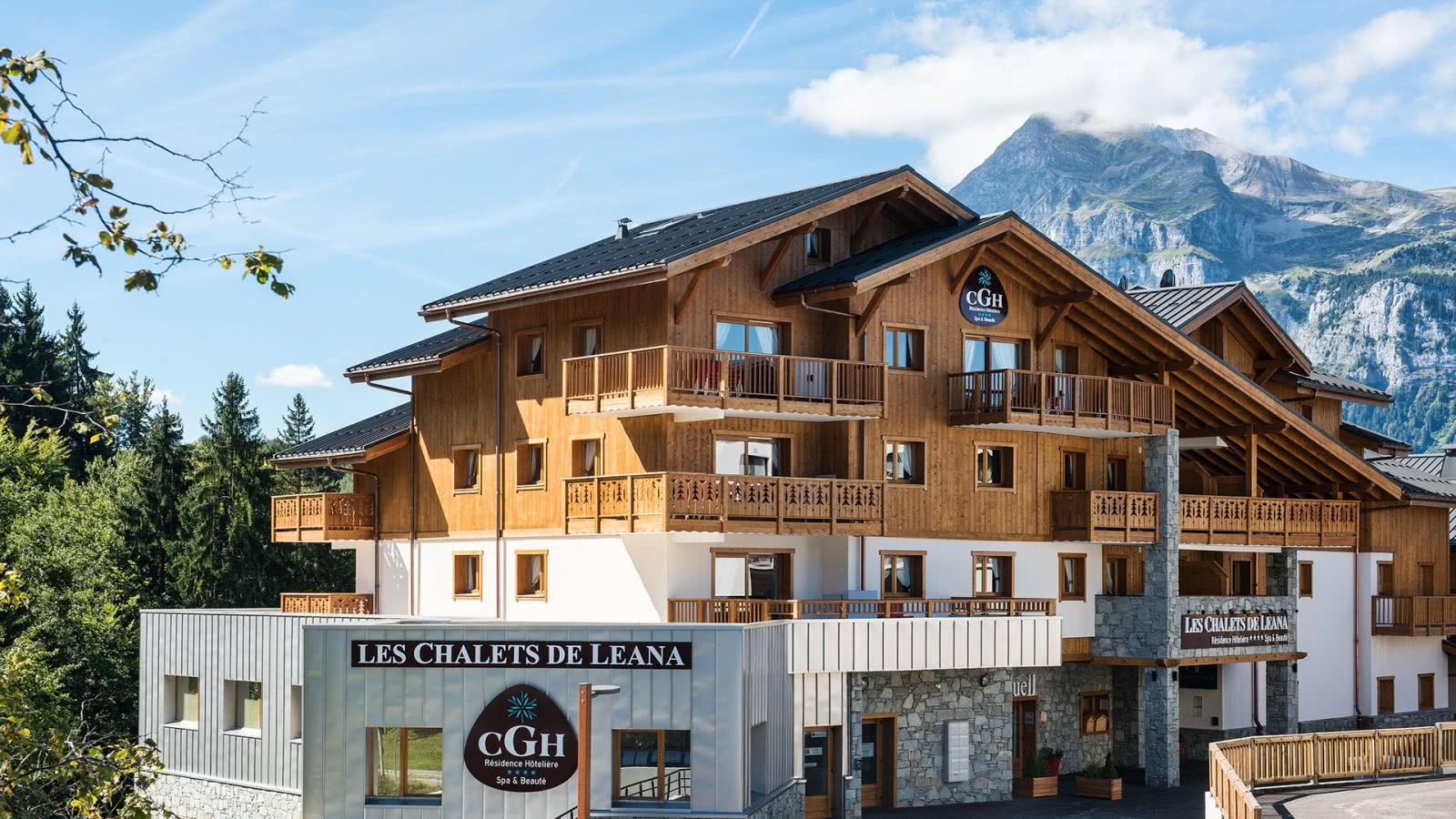 CGH Résidences & Spas - Les Chalets de Léana