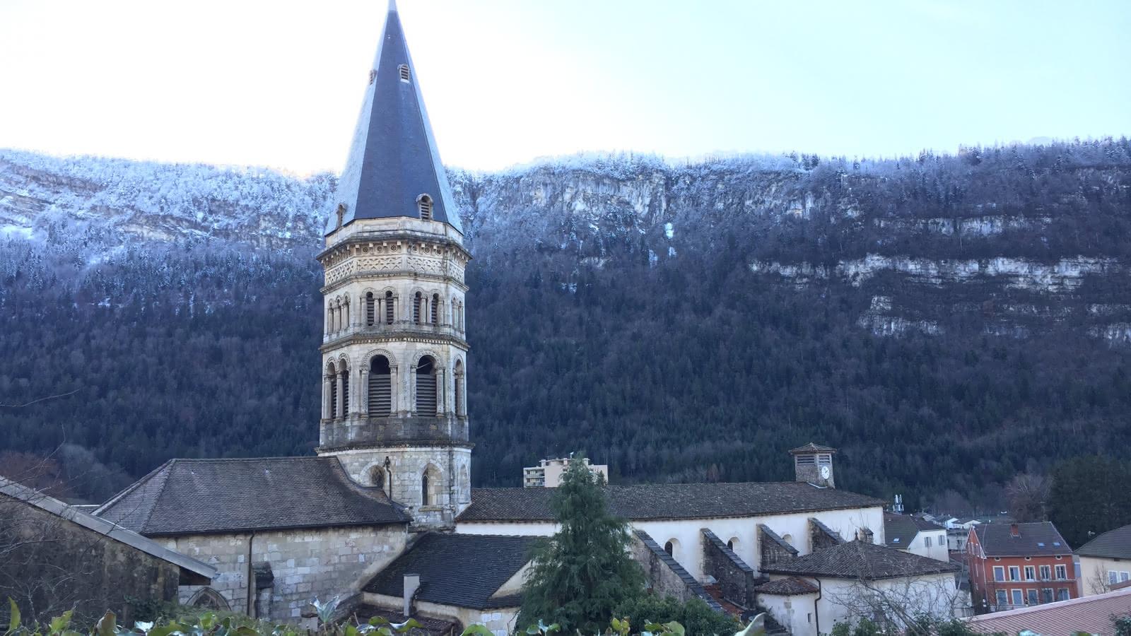 Abbatiale St Michel Nantua