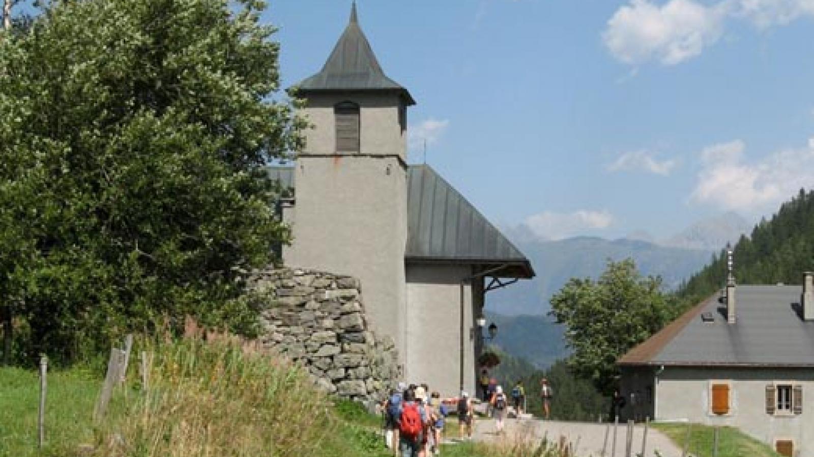 Vallorcine à visiter avec les @GuidesGPPS