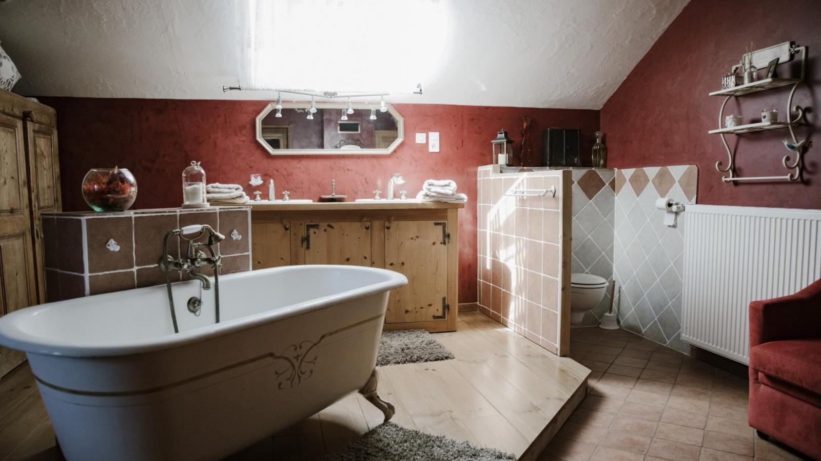 Salle de bain chambre Candyce