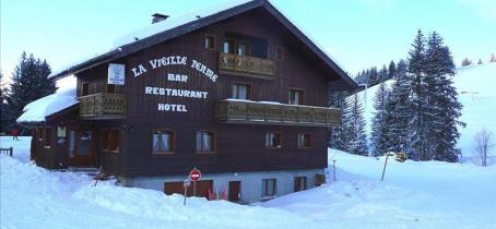 Hôtel la Vieille Ferme ***