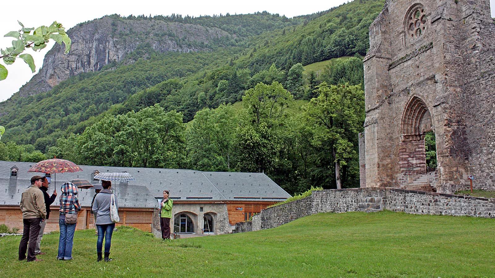 Sandra Gallay - Guide du patrimoine des Pays de Savoie
