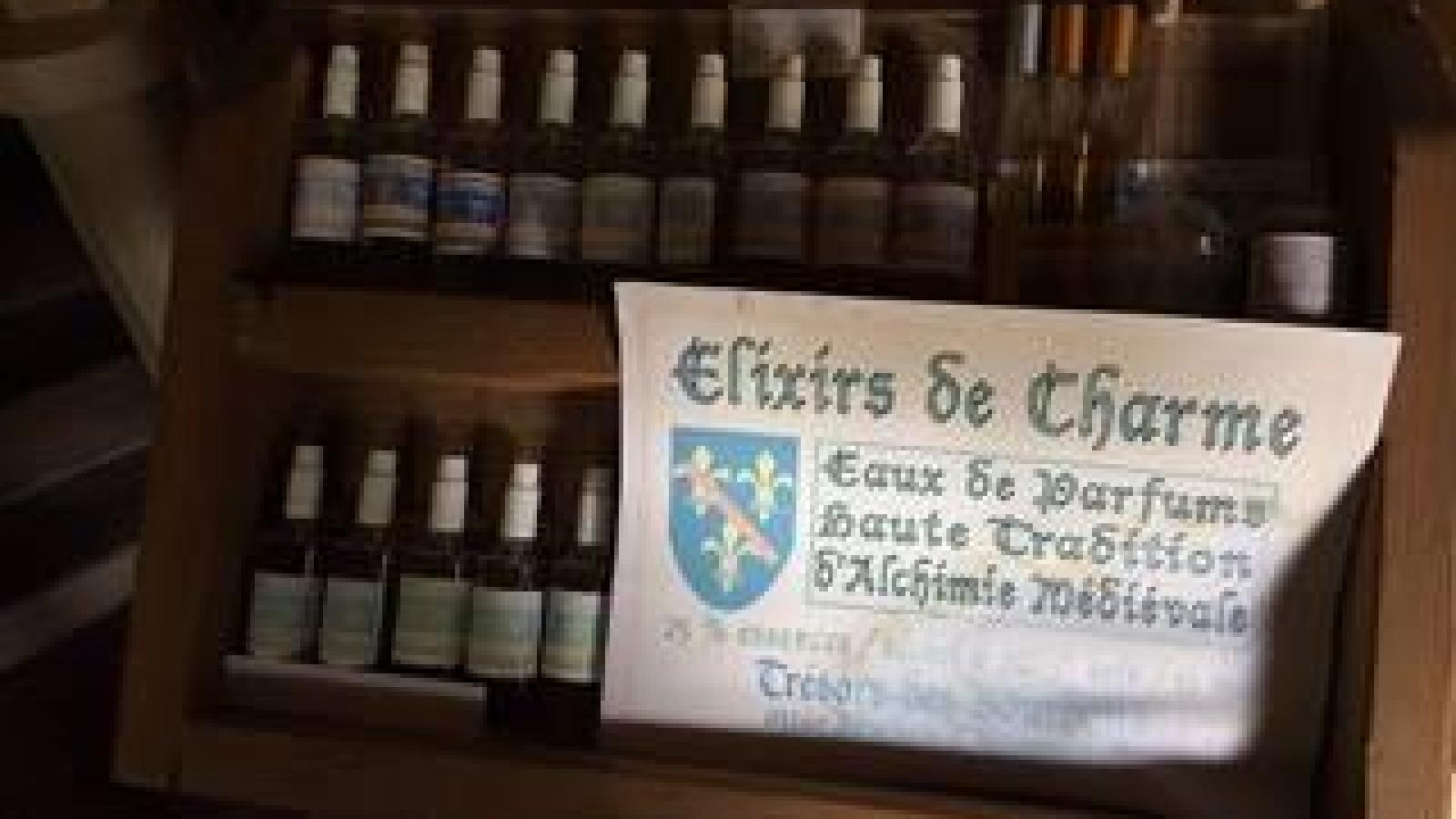 Elixirs de charme : les testeurs