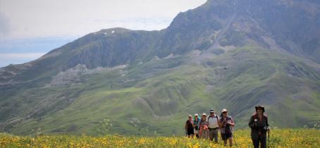 Accompagnement en montagne avec Estelle Munnia