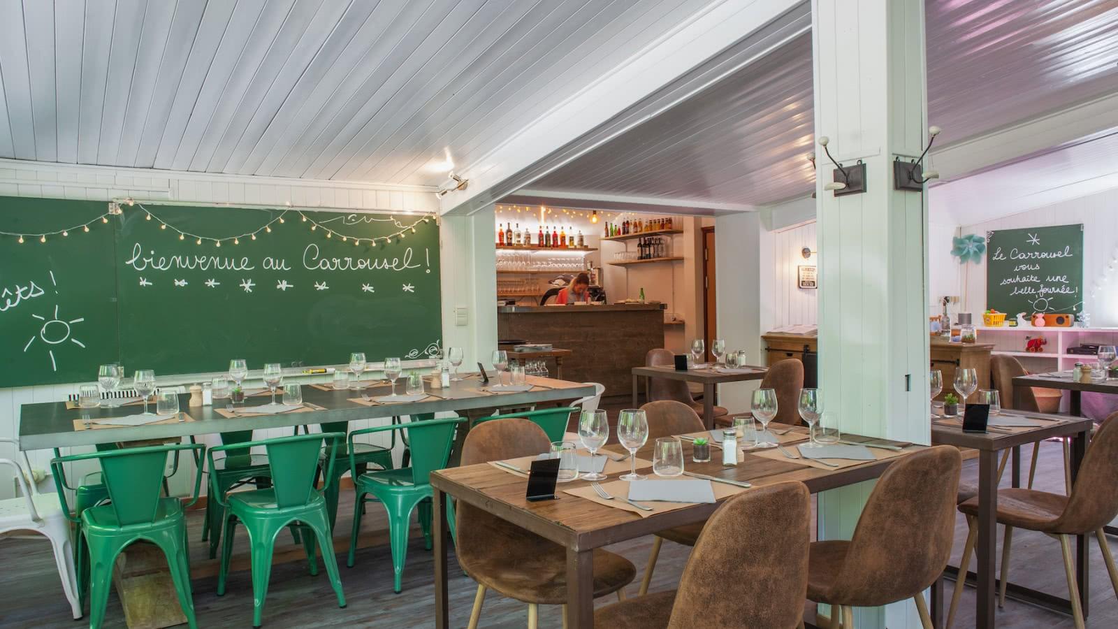 restaurant le Carrousel