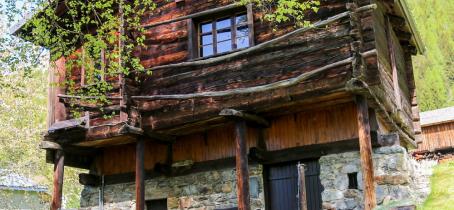 Visite guidée du Patrimoine - Vallorcine