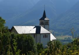 Eglise de Saint Alban d'Hurtières