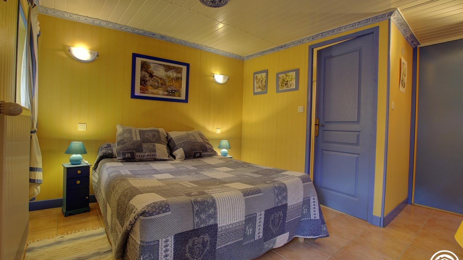 La chambre citronette
