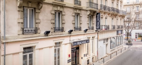 Royal Hotel Grenoble