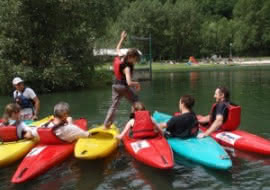 Paddle School - Valley of la Plagne