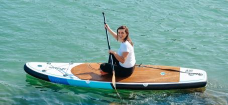 Photo de l'activité paddle
