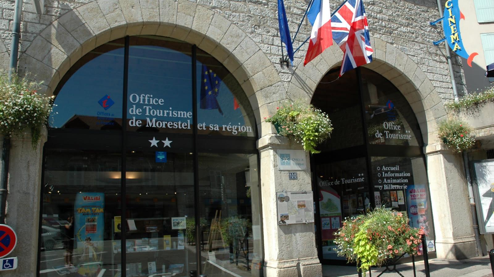 Office de Tourisme de Morestel et sa Région