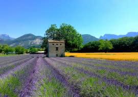 Traversée de la Drôme