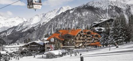 Grandes Alpes Private Hôtel