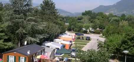 Camping le Savoy Challes-les-Eaux