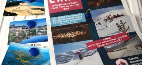 Office de tourisme de Haute maurienne Vanoise,une équipe à votre disposition