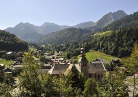 village d'Abondance