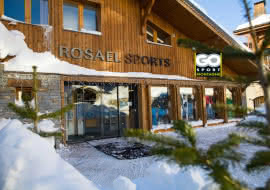 Rosael sport Go Sport