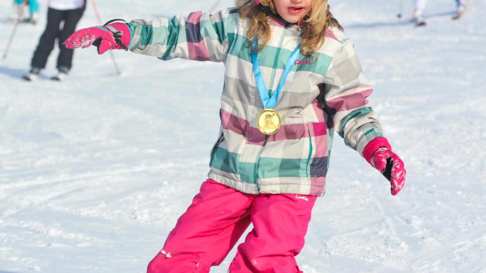 Snowboard pour les petits avec Starski