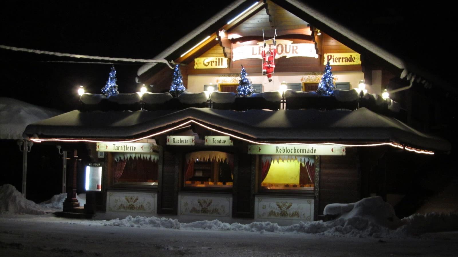 Restaurant Le Four
