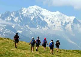 Tour du Mont Blanc - Cie des Guides