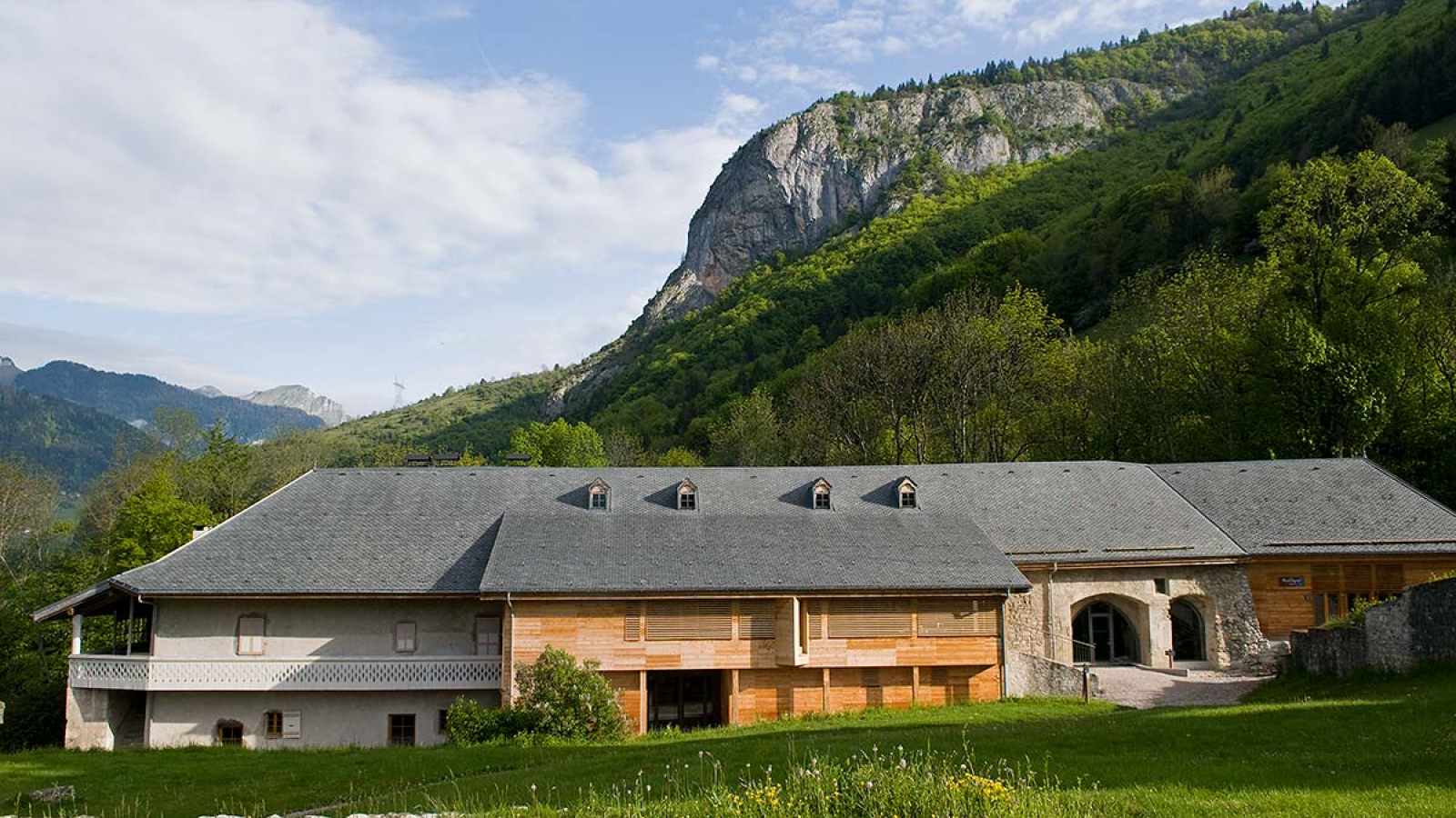 Domaine de Découverte de la Vallée d'Aulps