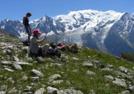 Tour du Mont Blanc Famille