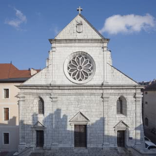 Annecy, cathédrale Saint-Pierre