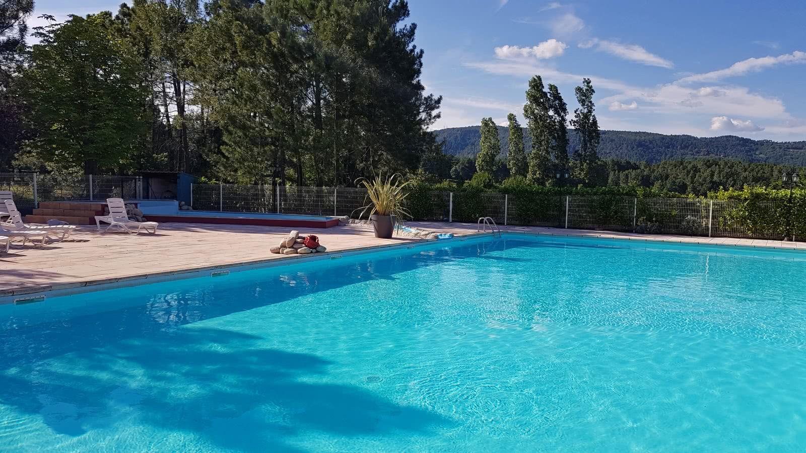 hello soleil - piscine camping hello soleil lablachere ardeche