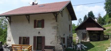 Chambre d'hôtes du Couvat (Isère - Saint Jean le Vieux - Belledonne)