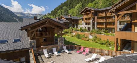 CGH Résidences & Spas - Les Alpages de Champagny