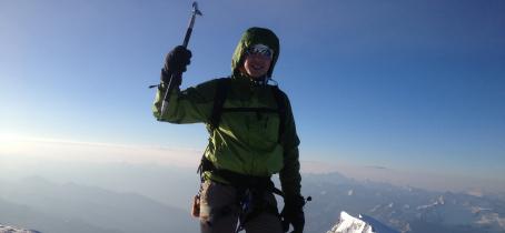 Stage ascension du Mont-Blanc