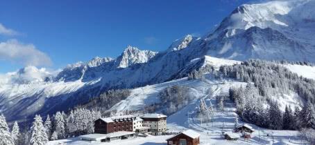 village vacances APAS BTP - col de voza hiver