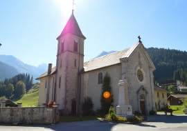 Église du Reposoir